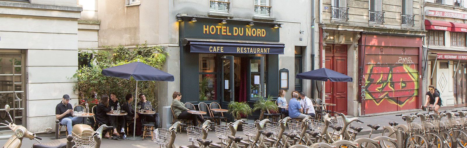 Image result for hotel du nord paris photos